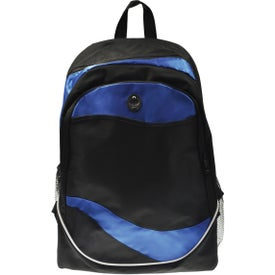 Wave Back Pack Printed with Your Logo
