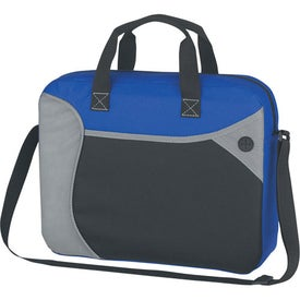 Logo Wave Briefcase/Messenger Bag