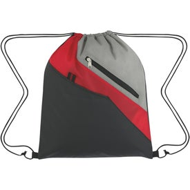 Advertising Waverly Drawstring Backpack