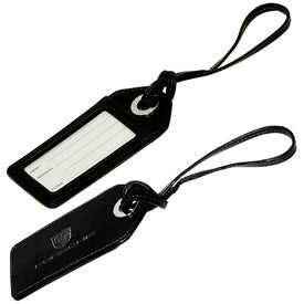 Webster Grommet Luggage Tag for Marketing