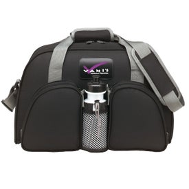 Personalized Weekender Duffel for Marketing