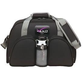 Polyester Weekender Duffel Bag for Marketing