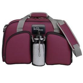 Custom Polyester Weekender Duffel Bag