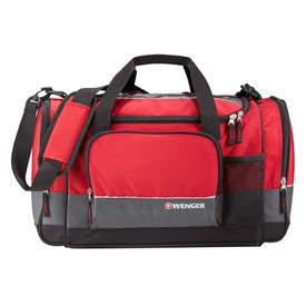 "Personalized Wenger 18"" Sport Duffel"
