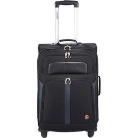 "Company Wenger 4-Wheel Spinner 24"" Upright Luggage"