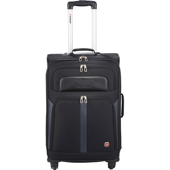 "Wenger 4-Wheel Spinner 24"" Upright Luggage"