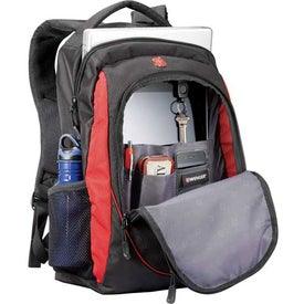 Logo Wenger Activate Compu-Backpack