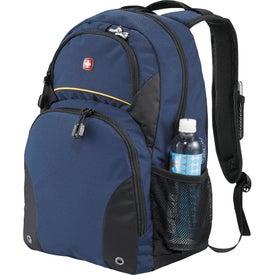 Logo Wenger Alpine Compu-Backpack