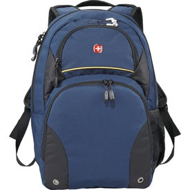 Wenger Alpine Compu-Backpack Branded with Your Logo