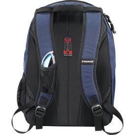 Monogrammed Wenger Alpine Compu-Backpack
