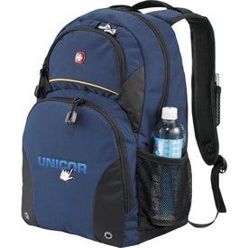 Custom Wenger Alpine Compu-Backpack
