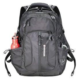 Custom Wenger Horizons Compu Backpack