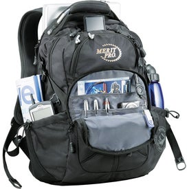 Imprinted Wenger Horizons Compu Backpack