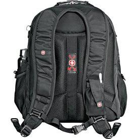 Customized Wenger Mega Compu-Backpack