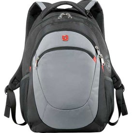 Advertising Wenger Raise Compu-Backpack