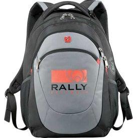 Customized Wenger Raise Compu-Backpack