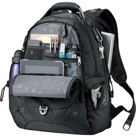 Logo Wenger Scan Smart Journey Compu-Backpack