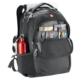 Wenger Scan Smart Compu-Backpack for Advertising