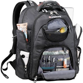 Wenger Scan Smart Trek Compu Backpack for Your Church