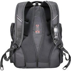 Advertising Wenger Scan Smart Trek Compu Backpack