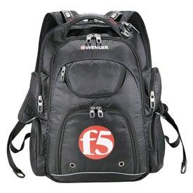 Wenger Scan Smart Trek Compu Backpack