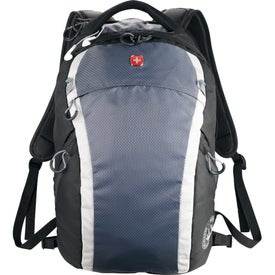 Wenger Shield Scan Smart Compu-Backpack for Promotion