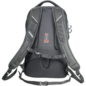 Logo Wenger Shield Scan Smart Compu-Backpack