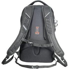 Logo Wenger Shield Scan Smart Compu-Backpack
