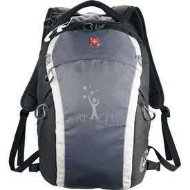 Wenger Shield Scan Smart Compu-Backpack