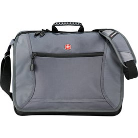Branded Wenger Spirit Checkpoint-Friendly Compu-Messenger