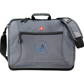 Wenger Spirit Checkpoint-Friendly Compu-Messenger Printed with Your Logo
