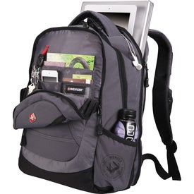 Personalized Wenger Spirit Scan Smart Compu-Backpack