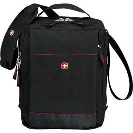 Imprinted Wenger Tablet Messenger Bag