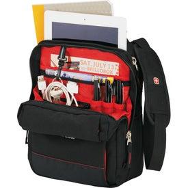 Advertising Wenger Tablet Messenger Bag