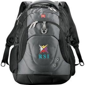 Printed Wenger Tech Compu-Backpack