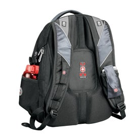 Imprinted Wenger Tech Compu-Backpack
