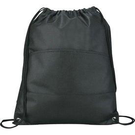 Logo The West Coast Cinch Bag