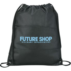 Advertising The West Coast Cinch Bag