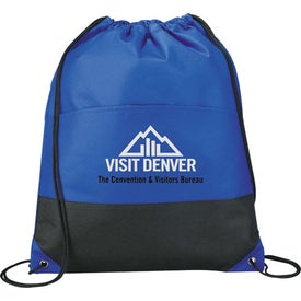 The West Coast Cinch Bag with Your Logo