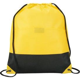 Customized The West Coast Cinch Bag