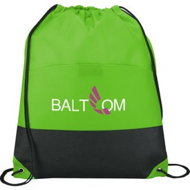 The West Coast Cinch Bag for Customization