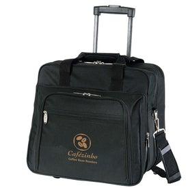 Custom Wheeled Briefcase