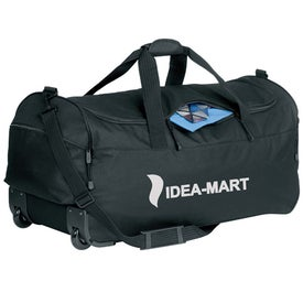 Wheeled Duffel for Your Company