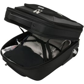 Wheeled Ferraro Carry On With Compu Sleeve Giveaways
