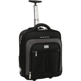 Wheeled Ferraro Carry On With Compu Sleeve
