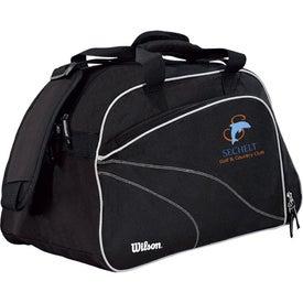 Branded Wilson Overnight Bag