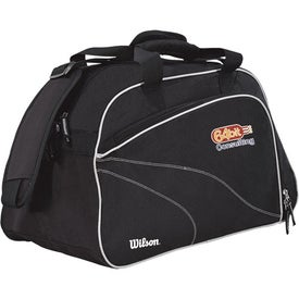 Wilson Overnight Bags Printed with Your Logo