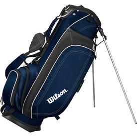 Wilson Profile Lite Carry Bag with Your Slogan