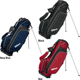 Logo Wilson Profile Lite Carry Bag