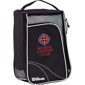 Wilson Shoe Bag for Your Company